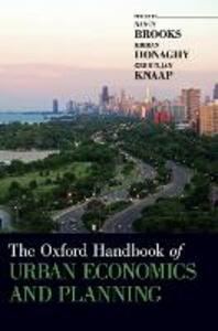 The Oxford Handbook of Urban Economics and Planning - cover