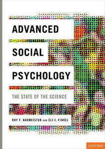 Advanced Social Psychology: The State of the Science - cover