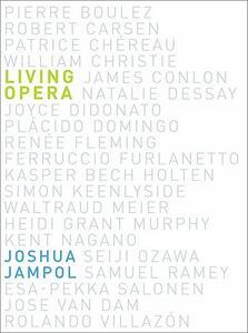 Living Opera - Joshua Jampol - cover