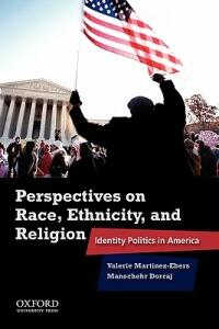 Perspectives on Race, Ethnicity, and Religion: Identity Politics in America - cover
