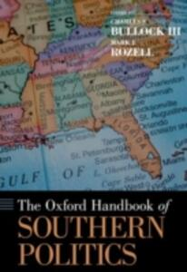 The Oxford Handbook of Southern Politics - cover