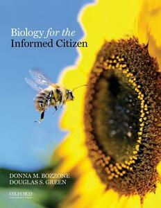 Biology for the Informed Citizen - Donna M Bozzone,Douglas S Green - cover