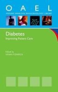Diabetes: Improving Patient Care - Vivan Fonseca - cover