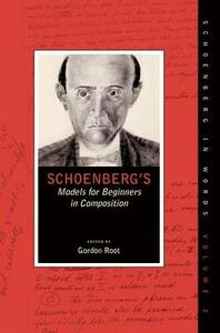Schoenberg's Models for Beginners in Composition - cover