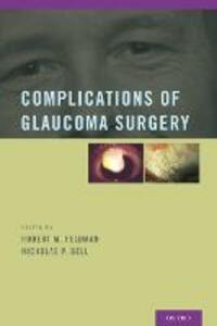 Complications of Glaucoma Surgery - cover