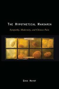 The Hypothetical Mandarin Sympathy, modernity, and Chinese Pain - Eric Hayot - cover