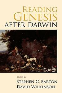 Reading Genesis after Darwin - cover