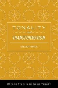 Tonality and Transformation - Steven Rings - cover