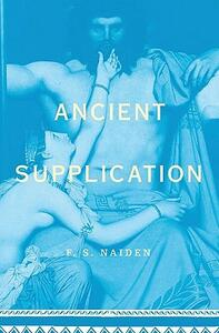 Ancient Supplication - Fred Naiden - cover