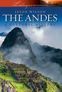 The Andes - Jason Wilson - cover