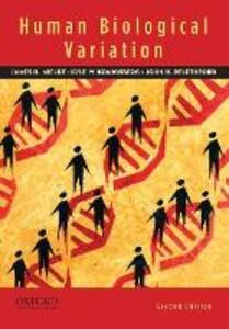 Human Biological Variation - James H. Mielke,Lyle W. Konigsberg,John H. Relethford - cover
