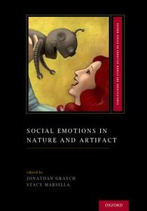 Social Emotions in Nature and Artifact - cover