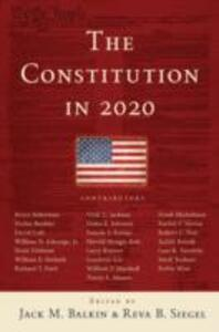The Constitution in 2020 - cover