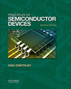 Principles of Semiconductor Devices - Sima Dimitrijev - cover
