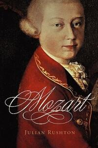 Mozart - Julian Rushton - cover