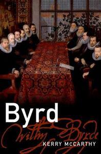 Byrd - Kerry McCarthy - cover