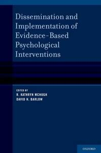 Dissemination and Implementation of Evidence-Based Psychological Treatments - cover