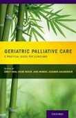 Libro in inglese Geriatric Palliative Care Suzanne Goldhirsch