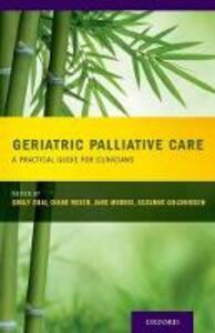 Geriatric Palliative Care - Suzanne Goldhirsch - cover