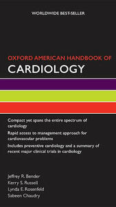 Oxford American Handbook of Cardiology - cover
