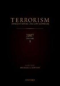 Terrorism: International Case Law Reporter Volume 2: Volume 2 - cover