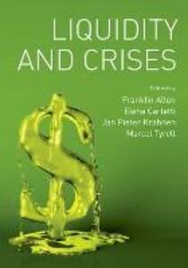 Liquidity and Crises - cover