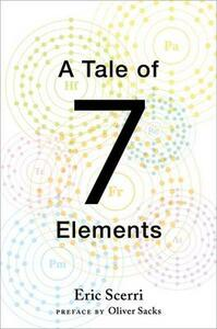 A Tale of Seven Elements - Eric Scerri - cover