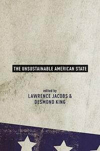 The Unsustainable American State - cover