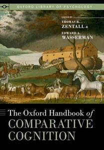 The Oxford Handbook of Comparative Cognition - cover
