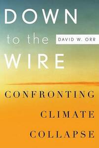 Down to the Wire: Confronting Climate Collapse - David W. Orr - cover