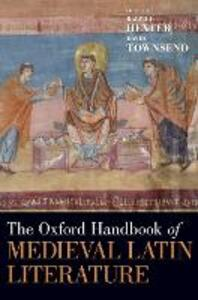 The Oxford Handbook of Medieval Latin Literature - cover