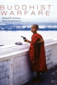 Buddhist Warfare - cover