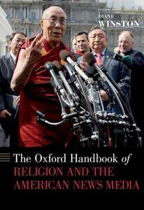The Oxford Handbook of Religion and the American News Media - cover