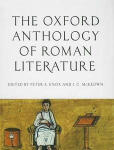 The Oxford Anthology of Roman Literature - cover