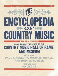 The Encyclopedia of Country Music - cover