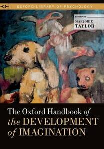 The Oxford Handbook of the Development of Imagination - cover