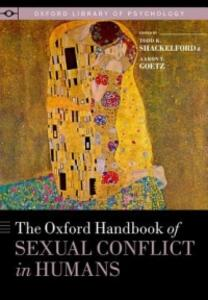 The Oxford Handbook of Sexual Conflict in Humans - cover