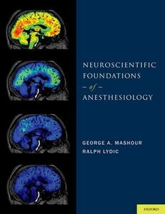 Neuroscientific Foundations of Anesthesiology - cover