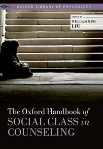 The Oxford Handbook of Social Class in Counseling - cover