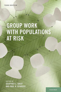 Group Work With Populations at Risk - cover