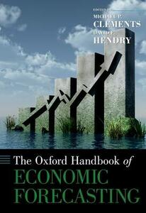 The Oxford Handbook of Economic Forecasting - cover