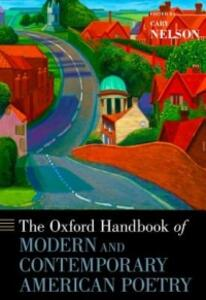 The Oxford Handbook of Modern and Contemporary American Poetry - cover