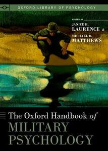 The Oxford Handbook of Military Psychology - cover