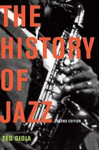 The History of Jazz - Ted Gioia - cover