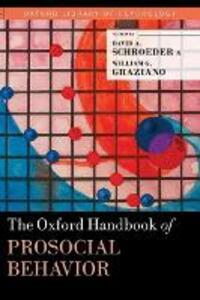 The Oxford Handbook of Prosocial Behavior - cover