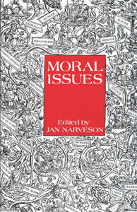 Moral Issues - Jan Nerveson - cover