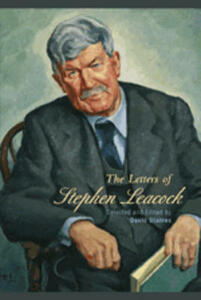 Selected Letters of Stephen Leacock - cover