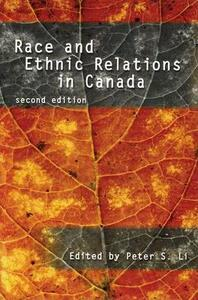Race and Ethnic Relations in Canada - cover
