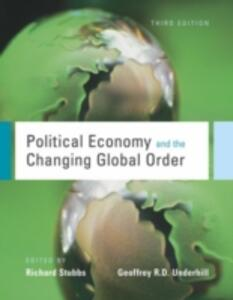Political Economy and the Changing Global Order - cover