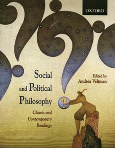 Social and Political Philosophy: Classic and Contemporary Readings - Andrea Veltman - cover